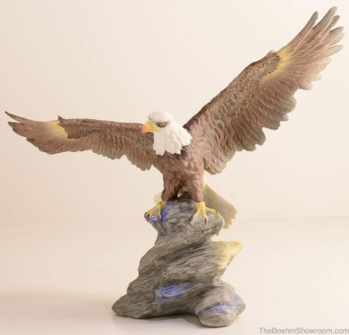 Boehm U.S.A. Eagle Hallmark 40426