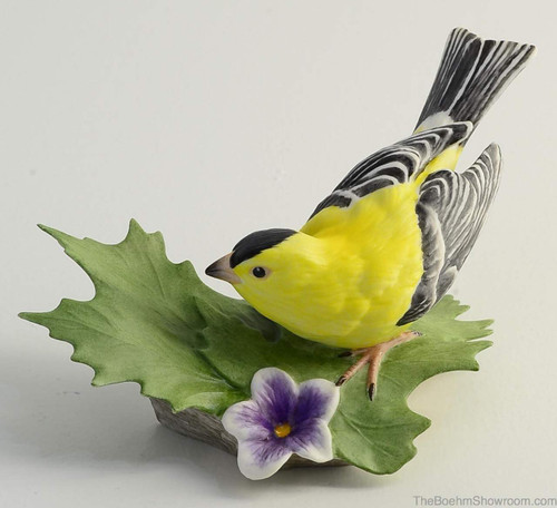 Boehm Goldfinch Hallmark 40467
