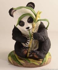 Boehm Seated Panda Cub Hallmark 400-54