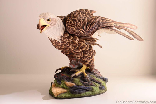 Boehm Freedom Eagle II Hallmark 400-70