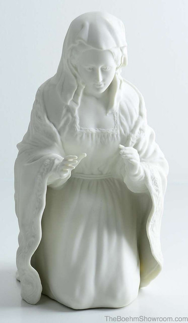 Boehm Nativity Mary Hallmark BSB2