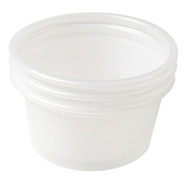 Disposable Plastic Sample Cup & Lids