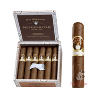 Nat Sherman Metropolitan Habano Selection Short Robusto