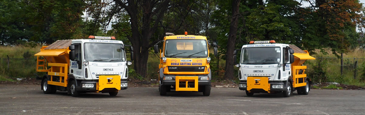 Mobile Gritting Services