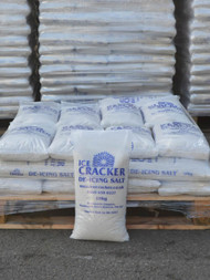 30 x 10KG BAGS OF WHITE DE-ICING SALT