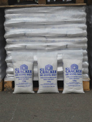 120 x 10KG BAGS OF WHITE DE-ICING SALT