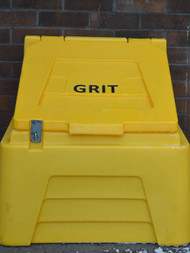 200 LITRE LOCKABLE SALT STORAGE BIN