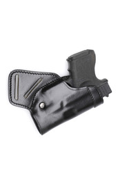 Leather Dual Position (SOB and Strong Side) Holster