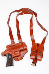 "Shoulder Holster (Leather)  for Colt 1911 -  4"" bbl"