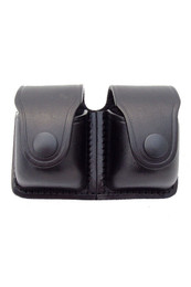 Premium Leather Double Speedloader Case