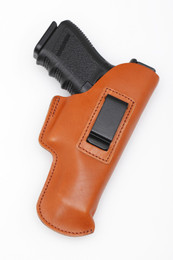 Soft Leather Inside the Waistband Holster