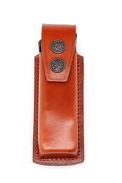 Leather SINGLE Magazine Case