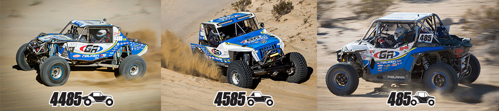 GenRight Off Road - Racing their Jeep outfitted with American-Made Parts and Accessories