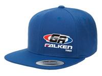 GenRight/Falken Team Snapback Hat (Blue)