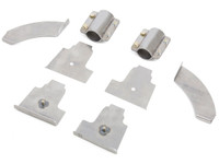 B-Pillar Cutoff Kit for Jeep JK