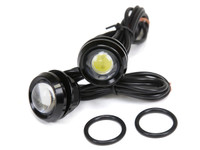 LED 10W Stud Mount Back Up/Rock Light (Pair)