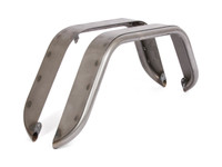 "Jeep TJ/LJ/YJ/CJ 4"" Flare Rear Tube Fenders - Steel"