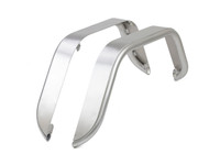 "4"" Flare Rear Tube Fenders - Aluminum"
