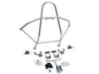 YJ Boulder Series Rear Tire Carrier - Aluminum