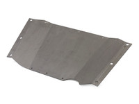YJ Belly Up Skid Plate - Steel