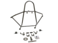 YJ Boulder Series Rear Tire Carrier - Steel