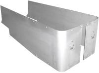 GenRight's Aluminum Scrambler Corner Guard Blanks for the CJ-8