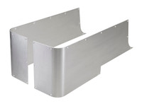 Corner Guard BLANKS, Aluminum