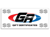 Gift Certificates (Any Amount)