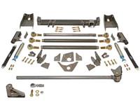 JK Front 3 Link Suspension Kit, with Adj Link Ends