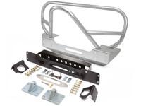 JK Stinger/Grill Guard Front Bumper - Aluminum