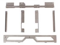 JK Rear Seat Mounting Kit, 4 door