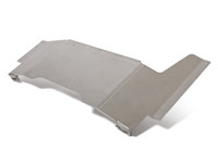 """JK Transfer Case Skid 1/4"""" Aluminum"""