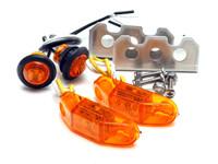 LED Stealth Marker & Blinker Light Kit, 4 light