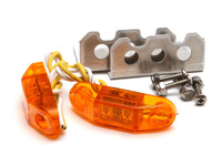 GenRight's Front LED Side Marker Light Kit