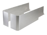 LJ Corner Guard Blanks - Aluminum