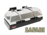 Jeep LJ Safari Gas Tank & Skid Plate (31.5 Gal)