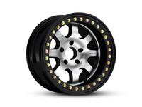 Raceline Avenger Beadlock Wheel, 17 x 8