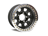 Raceline Monster Beadlock Wheel, BLK 17 x 9