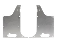 TJ/LJ Tall Tub Panel Guards - Aluminum