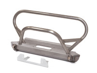 GenRight's Jeep TJ Winch/Grill Guard Front Bumper, Steel