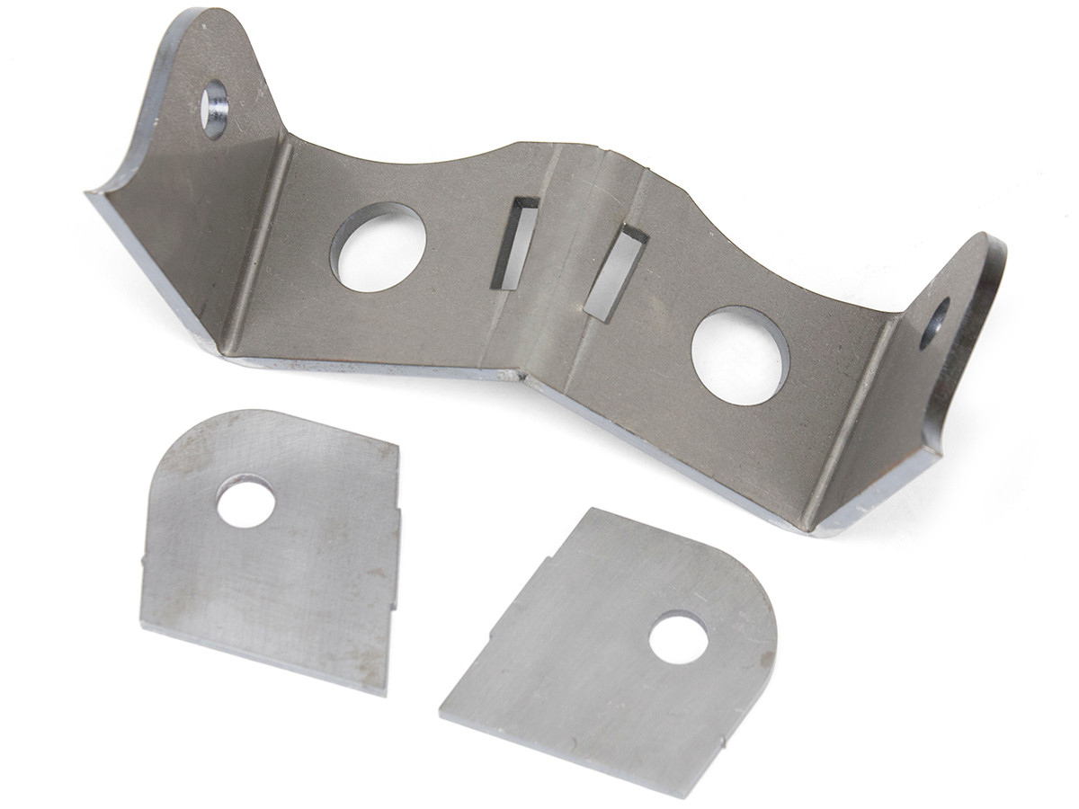 GenRight's Upper Rear Control Arm Mount for a Currie Rock Jock bridge