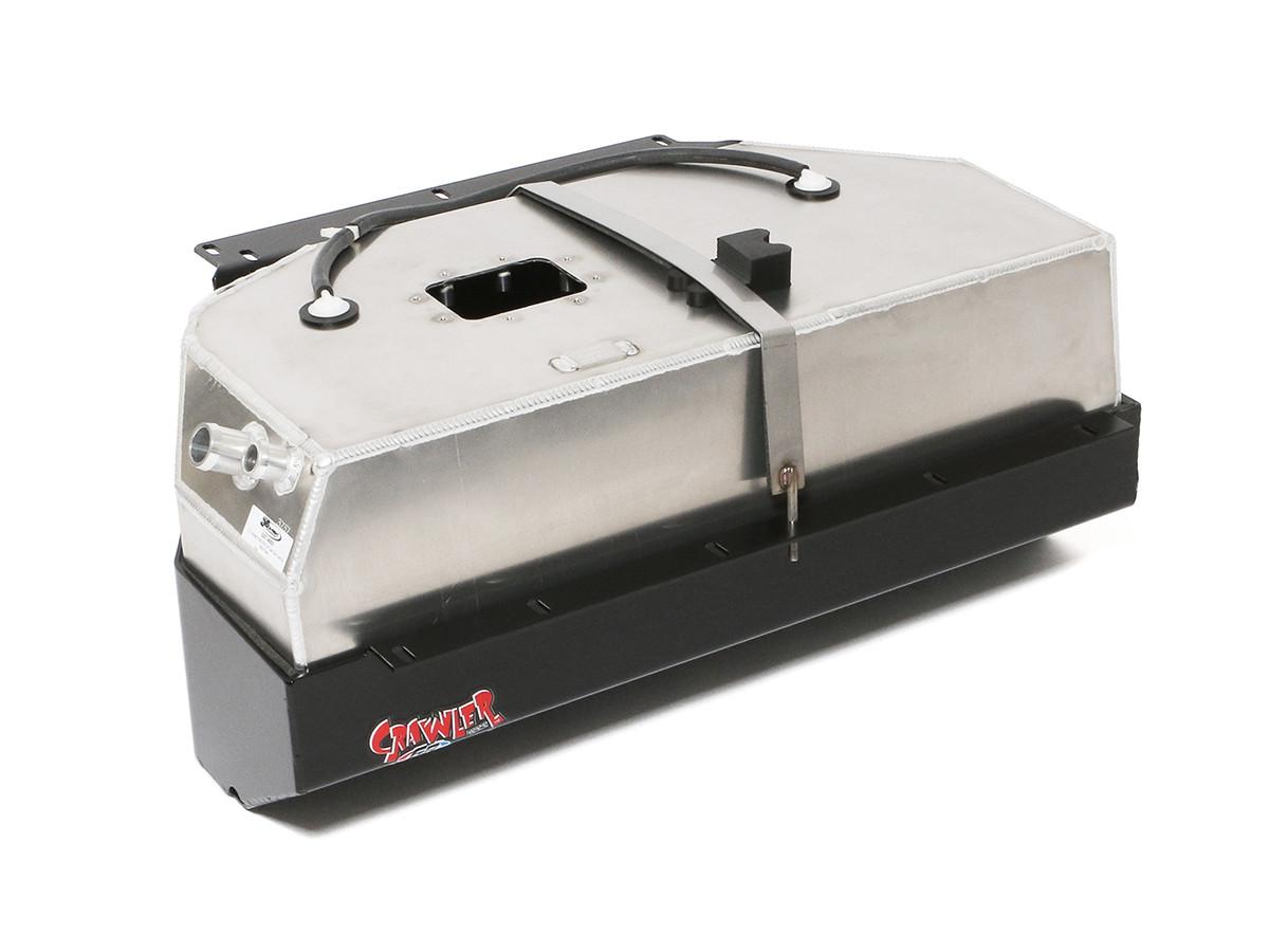 Yj Extended Range Gas Tank Amp Skid Plate 20 Gal