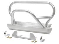 YJ Trail/Grill Guard Front Bumper - Aluminum