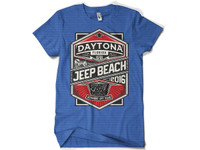 GenRight Jeep Beach 2016 S/S Shirt