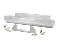 CJ Stubby Front Bumper - Aluminum