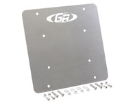 License Plate Mounting Plate for TJ/LJ