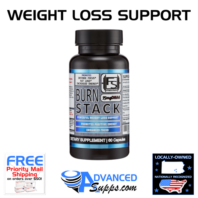 BURN STACK: Weight Loss Catalyst