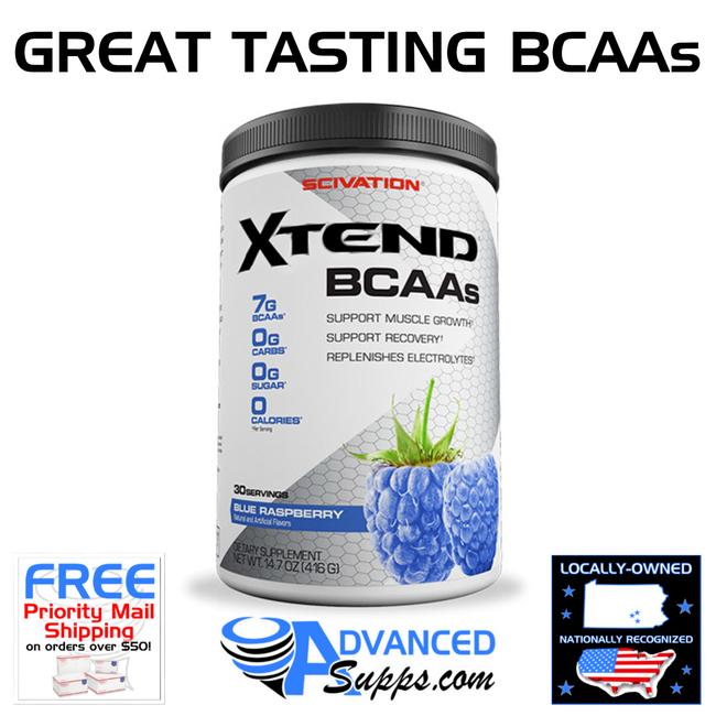 XTEND BCAAs: 30 Servings