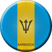 Barbados Country Wholesale Novelty Metal Circular Sign