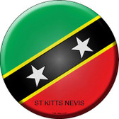 St Kitts Nevis Country Wholesale Novelty Metal Circular Sign